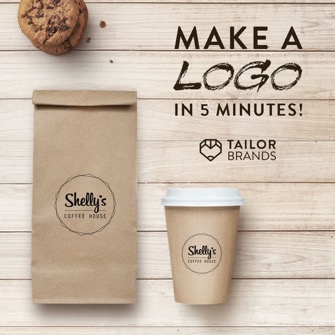Make a logo in 5 minutes