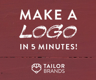 Logo Maker by Tailor Brands