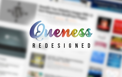 Queness Redesigned