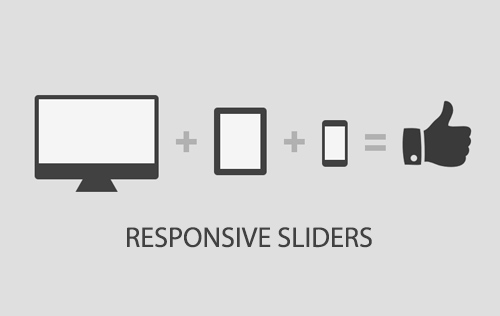 Trendy Responsive jQuery Sliders