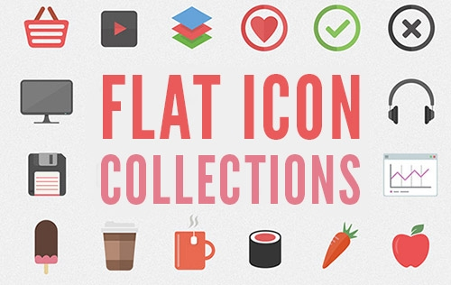 50 Gorgeous and Absolutely Free Flat Icon Sets