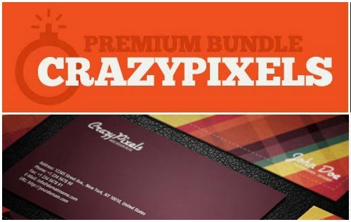 Best Deal: Massive Bundle from CrazyPixels - only $19!