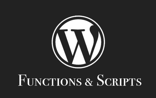 WordPress Functions and Scripts That I Recently Used