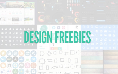 Great Design Freebies for Designers