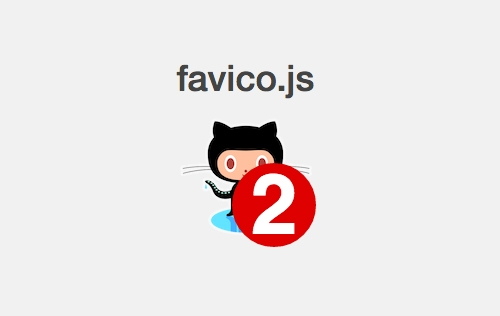 Update Favicon with Animation, Image and Video - favico.js