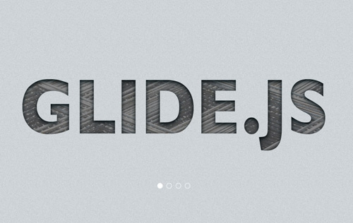 Glide - The Lightweight and Feature-Packed Responsive Slider