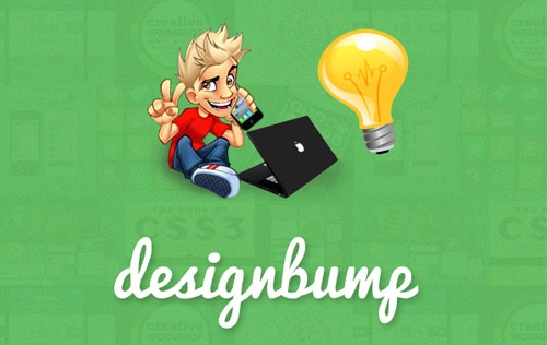 Design Bump: Latest Links for Designers & Developers!