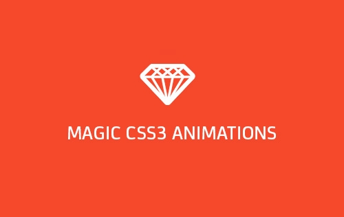 Magic CSS3 Animations by miniMAC