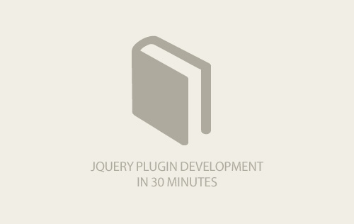 Be a jQuery Expert! jQuery Plugin Development eBook Giveaway