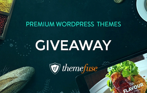 Win 1 of 3 ThemeFuse Premium WordPress Themes