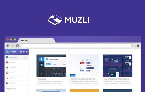 Muzli, The Ultimate Designer's Toolbox