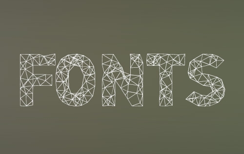 Unique and Creative Free Fonts