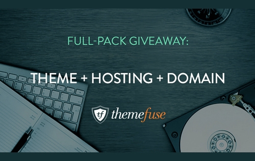 Exclusive Giveaway: Win An All Inclusive Website Pack from ThemeFuse
