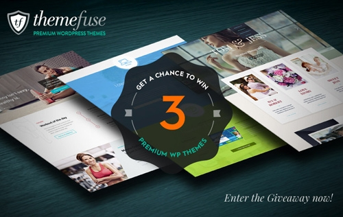 Win the Exposure Theme from ThemeFuse