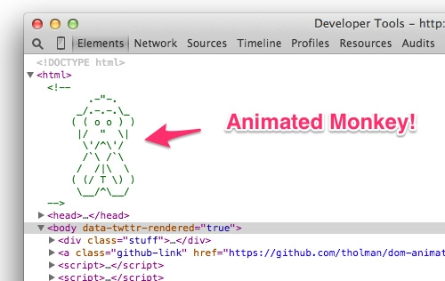 Create A Little Easter Egg in Your Website with Dom-Animator