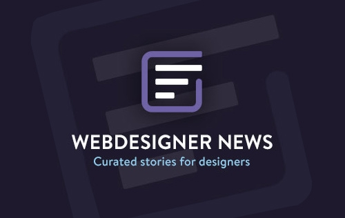 Get Inspired Everyday, Read WebDesigner News