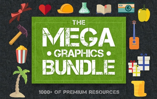 The Best Vector Illustration Mega Pack 1000+ High Quality Resources