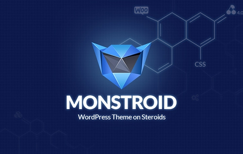 Exclusive Giveaway: Win 1 of 3 Monstroid Multipurpose WordPress Themes