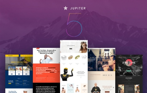 The All-in-One WordPress Theme: First Impressions of the Jupiter V5