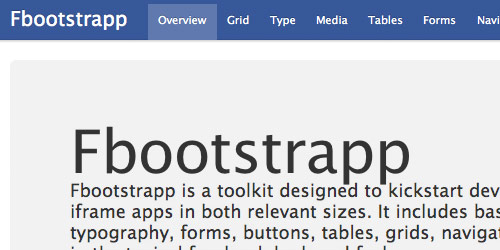 FB Bootstrap