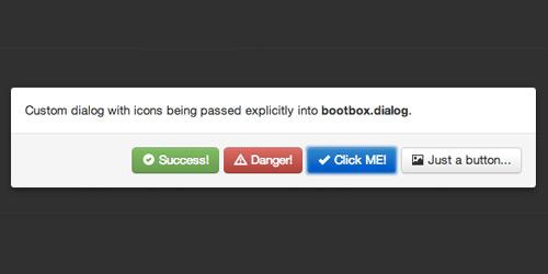 Bootbox JS
