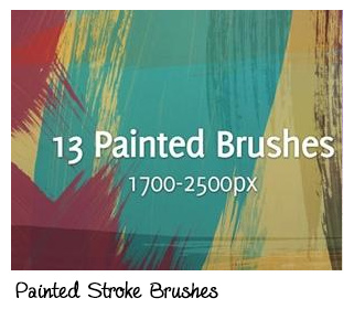Painted Strokes