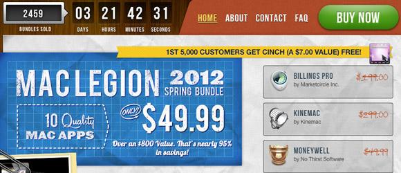 MacLegion Spring Bundle