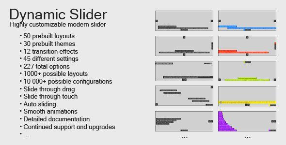 Dynamic Slider