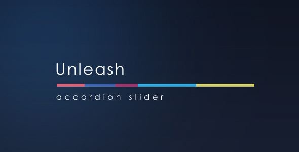 Unleash Accordion Slider
