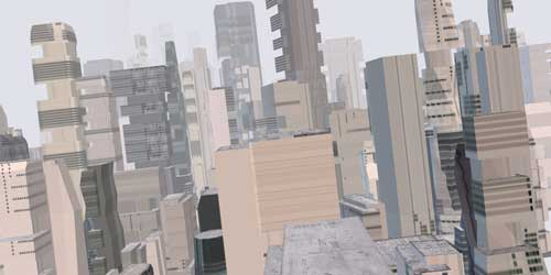 CityEngine Model Viewer