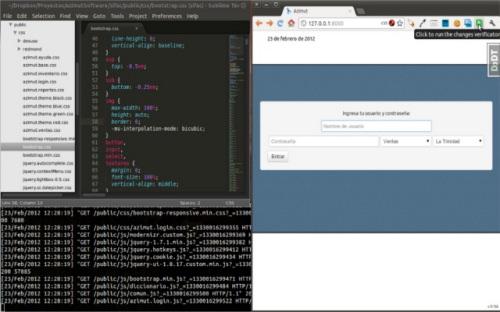 Live CSS