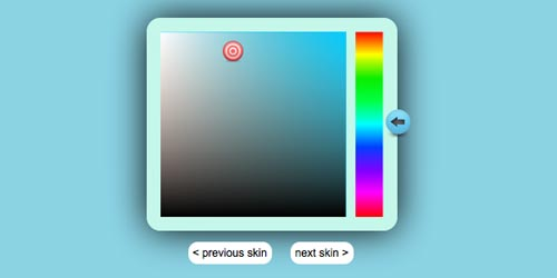 Javascript Color Picker - Flexi