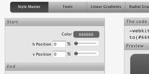 CSS3 Tool