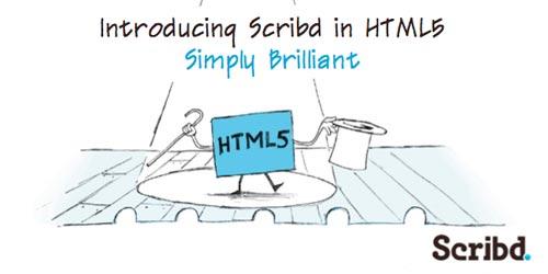 Scrubd in HTML5