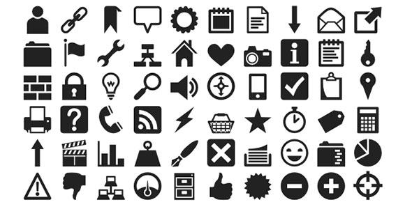 Icon Web Font