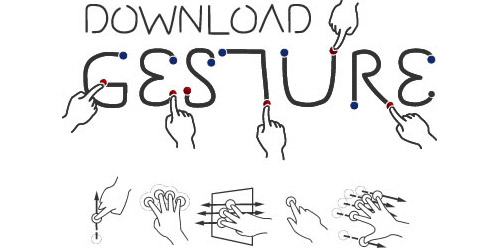 Open Source Gestures