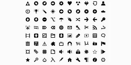 Meta Icons