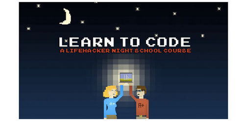 LifeHacker Learn to code