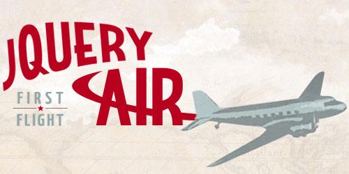 jQuery Air
