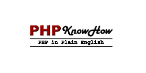 PHP Know How