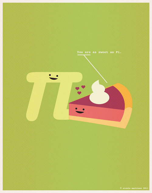Minimal Design - You are as sweet as pie