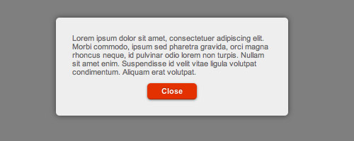 Create a Beautiful Looking Custom Dialog Box With jQuery and