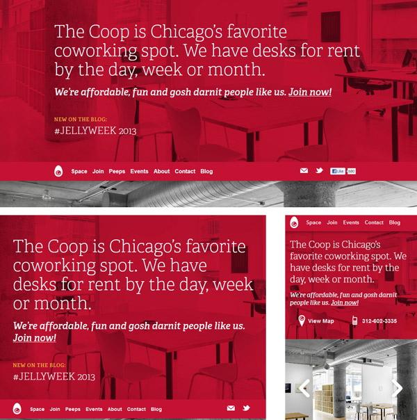 Responsive Typography - coworkchicago