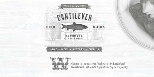 Cantilever Chippy