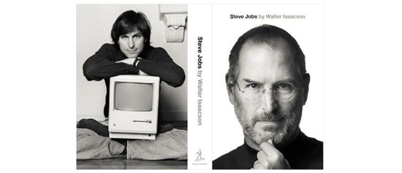 Steve Jobs' biography, by Walter Isaacson