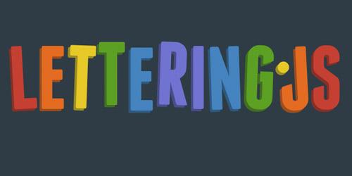 LetteringJS