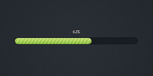 Pretty Little Progress Bar