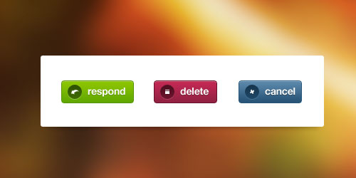 Form Message Buttons