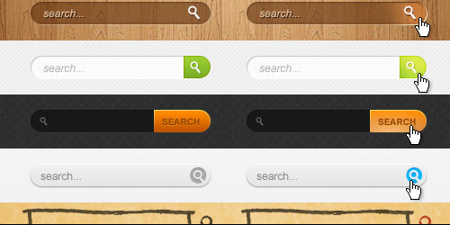 Search Boxes