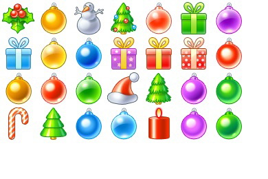Free Christmas Icons by IcoJam